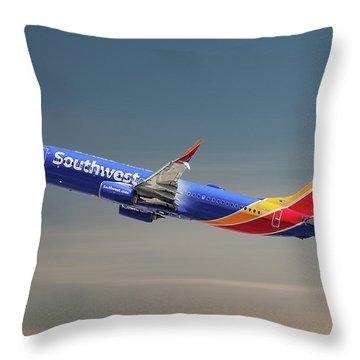 Southwest Mixed Media Throw Pillows