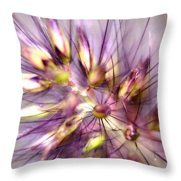 The Inner Good Throw Pillow