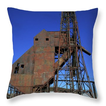 Theresa Mine Throw Pillow