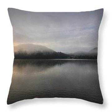 Glenridding Throw Pillows