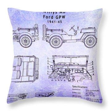 Throw Pillows Kmart : Jeep Willys Art Fine Art America