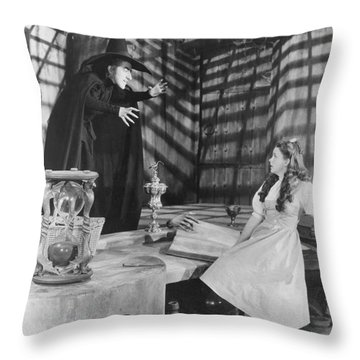 Wizard Of Oz, 1939 Throw Pillow by Granger