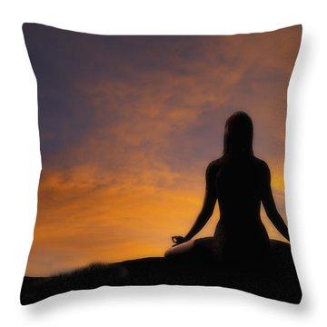 Discipline Throw Pillows