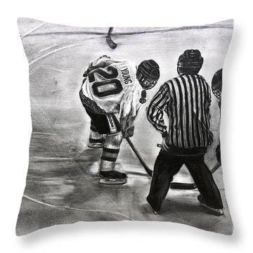 #20 Young Throw Pillow