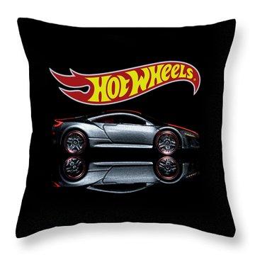 2012 Acura Nsx Throw Pillow