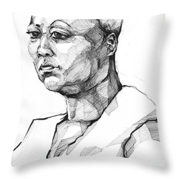 20140101 Throw Pillow