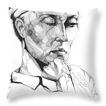 20140109 Throw Pillow