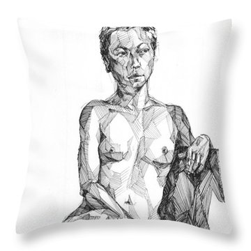 20140115 Throw Pillow