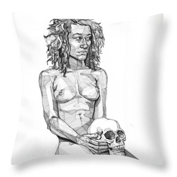 20140116 Throw Pillow