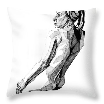 20140119 Throw Pillow