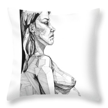 20140120 Throw Pillow