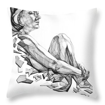 20140122 Throw Pillow
