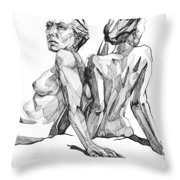 20140123 Throw Pillow