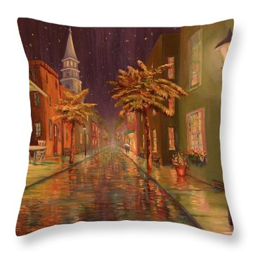 24 Hour Delivery Throw Pillow