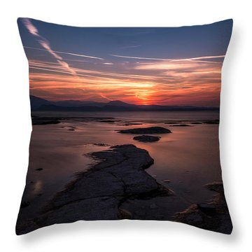 Sirmione Throw Pillow