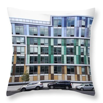 250n10 #3 Throw Pillow by Steve Sahm