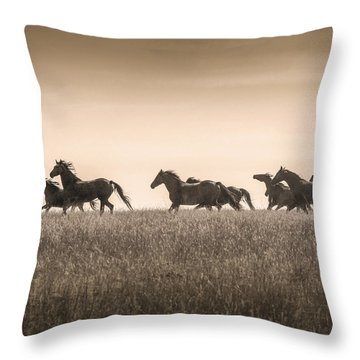 #2564 - Mortana Morgans Throw Pillow
