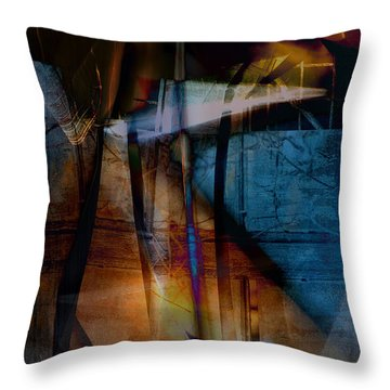 An Occasional Dream Throw Pillow