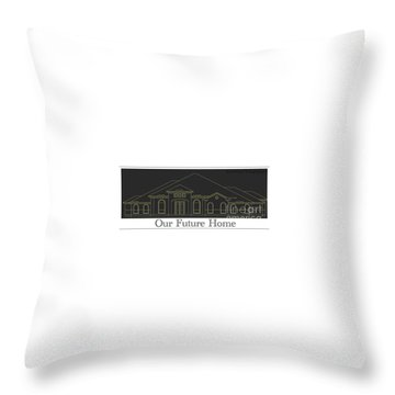 Throw Pillow featuring the photograph 278fay - No.1654 by Joe Finney