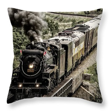 2816 Empress At Seebee Crossing Throw Pillow