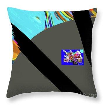 3-7-3057d Throw Pillow