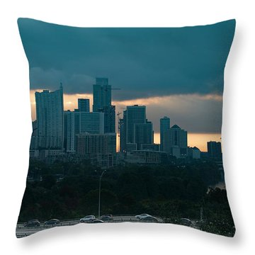 Austin Throw Pillow