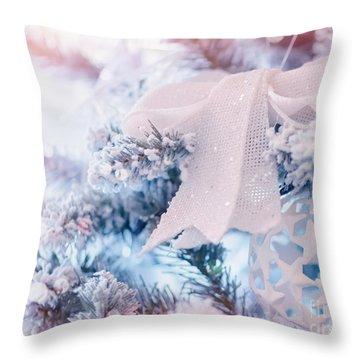 Beautiful Christmas Decoration Throw Pillow