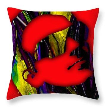 Bono Collection Throw Pillow