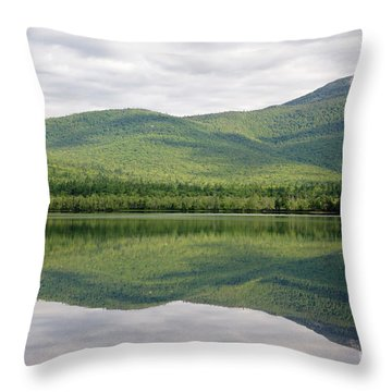 Chocorua Lake - Tamworth New Hampshire Throw Pillow