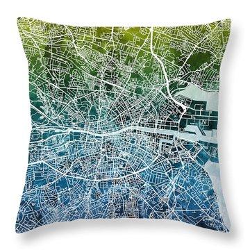 Dublin Throw Pillows