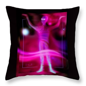 Elusive  Dream  Throw Pillow