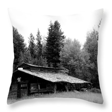 Throw Pillow featuring the photograph Glacier National Park 100th Anniversery by Kevin Blackburn