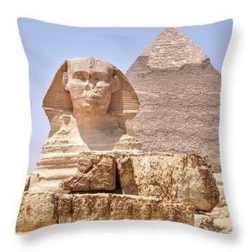 Pyramid Of Khafre Home Decor