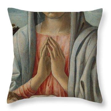 Praise The Lord Throw Pillows