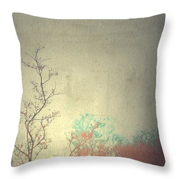 Throw Pillow featuring the photograph 3 by Mark Ross