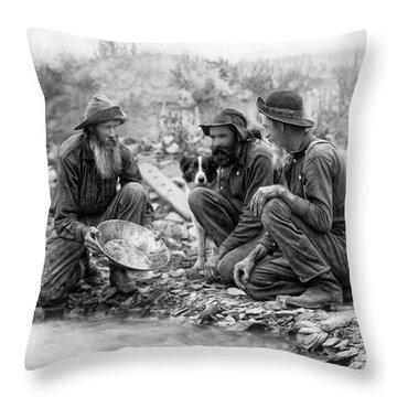 Ore Throw Pillows