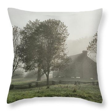 The Dan Lawson Place 2 Throw Pillow