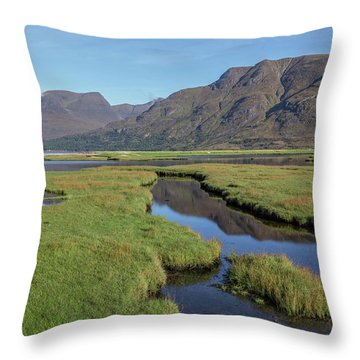 Torridon Throw Pillows