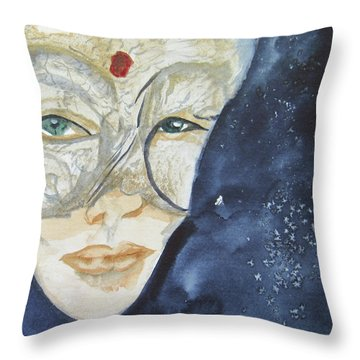 #3 Witchy Woman Throw Pillow