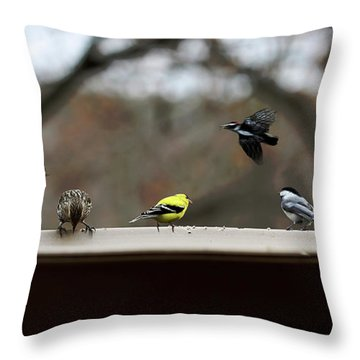30 Seconds Throw Pillow