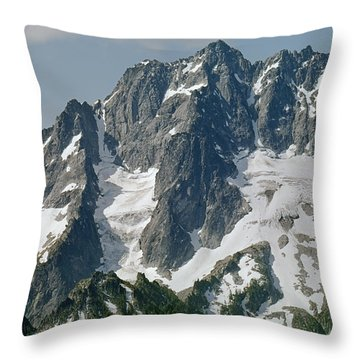 304630 North Face Mt. Stuart Throw Pillow