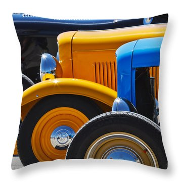 '32 X 3 Throw Pillow by Dennis Hedberg