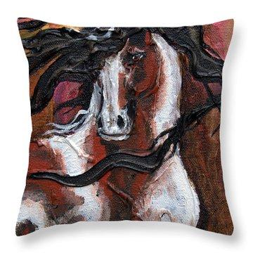 #33 July 23rd 2015 Throw Pillow