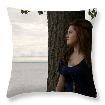 3410v2 Throw Pillow by Mark J Seefeldt