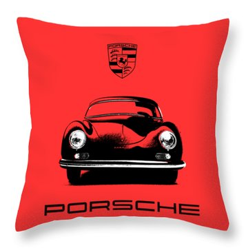 356 Throw Pillow