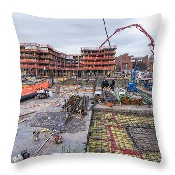365 Bond 1 Throw Pillow