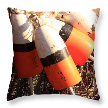 3737 Throw Pillow