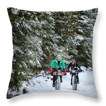 Arrowhead 135 Throw Pillow