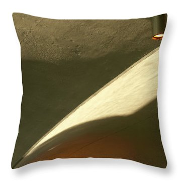 3 River Bridge Throw Pillow