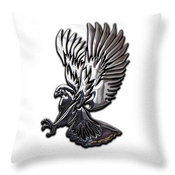 Eagle Collection Throw Pillow